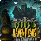Jogo Mystery Case Files: Return to Ravenhearst