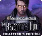 Jogo Mystery Case Files: The Revenant's Hunt Collector's Edition