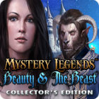 Jogo Mystery Legends: Beauty and the Beast Collector's Edition