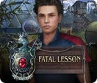 Jogo Mystery Trackers: Fatal Lesson