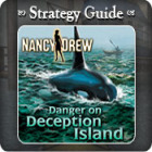 Jogo Nancy Drew - Danger on Deception Island Strategy Guide
