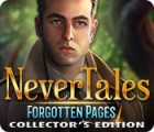 Jogo Nevertales: Forgotten Pages Collector's Edition
