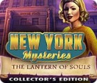 Jogo New York Mysteries: The Lantern of Souls Collector's Edition