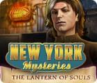 Jogo New York Mysteries: The Lantern of Souls