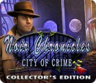 Jogo Noir Chronicles: City of Crime Collector's Edition