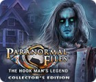 Jogo Paranormal Files: The Hook Man's Legend Collector's Edition