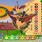 Jogo Prehistoric Roulette