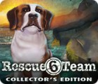 Jogo Rescue Team 6. Collector's Edition
