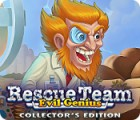 Jogo Rescue Team: Evil Genius Collector's Edition