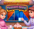 Jogo Restaurant Solitaire: Pleasant Dinner