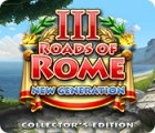 Jogo Roads of Rome: New Generation III Collector's Edition