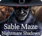 Jogo Sable Maze: Nightmare Shadows