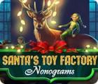 Jogo Santa's Toy Factory: Nonograms