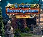 Jogo Secret Investigations: Themis