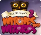 Jogo Secrets of Magic 2: Witches and Wizards