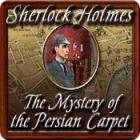 Jogo Sherlock Holmes: The Mystery of the Persian Carpet