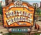 Jogo Solitaire Chronicles: Wild Guns