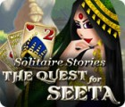 Jogo Solitaire Stories: The Quest for Seeta