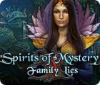 Jogo Spirits of Mystery: Family Lies