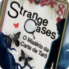 Jogo Strange Cases: O Mistério da Carta de Tarô