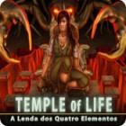 Jogo Temple of Life: A Lenda dos Quatro Elementos