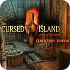 Jogo The Cursed Island: Mask of Baragus. Collector's Edition