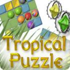 Jogo Tropical Puzzle
