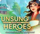 Jogo Unsung Heroes: The Golden Mask Collector's Edition