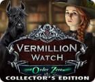 Jogo Vermillion Watch: Order Zero Collector's Edition