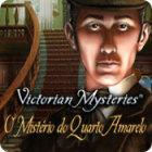Jogo Victorian Mysteries: O Mistério do Quarto Amarelo