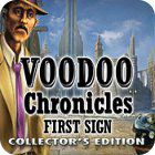 Jogo Voodoo Chronicles: The First Sign Collector's Edition
