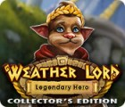 Jogo Weather Lord: Legendary Hero! Collector's Edition