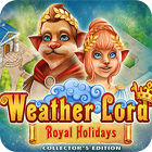 Jogo Weather Lord: Royal Holidays. Collector's Edition