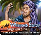 Jogo Whispered Secrets: Forgotten Sins Collector's Edition