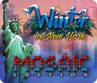 Jogo Winter in New York Mosaic Edition