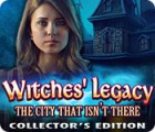 Jogo Witches' Legacy: The City That Isn't There Collector's Edition