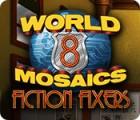 Jogo World Mosaics 8: Fiction Fixers