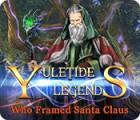 Jogo Yuletide Legends: Who Framed Santa Claus