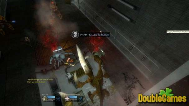 Free Download Alien Swarm Screenshot 1