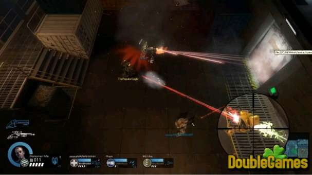 Free Download Alien Swarm Screenshot 3