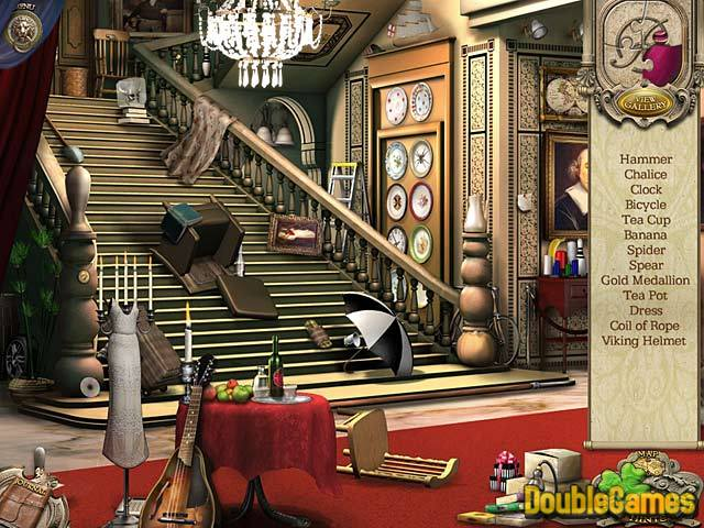Free Download Antique Mysteries: Secrets of Howard's Mansion Screenshot 1