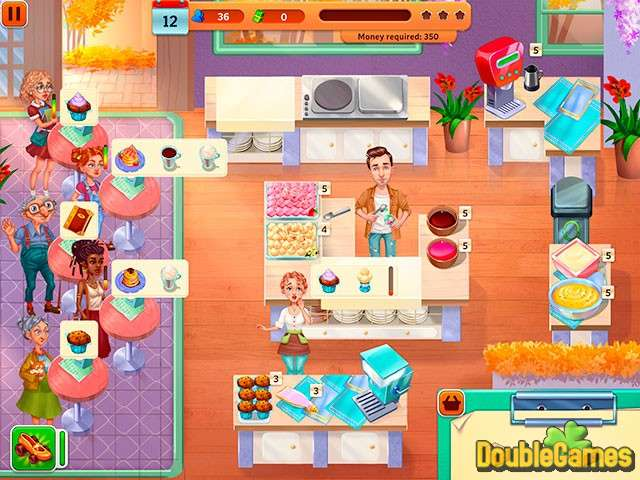 Free Download Baking Bustle Screenshot 3