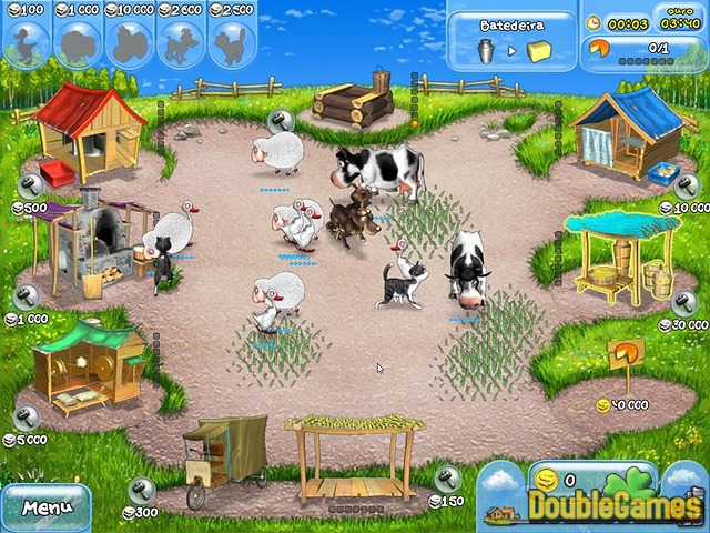 Free Download Farm Frenzy Screenshot 1