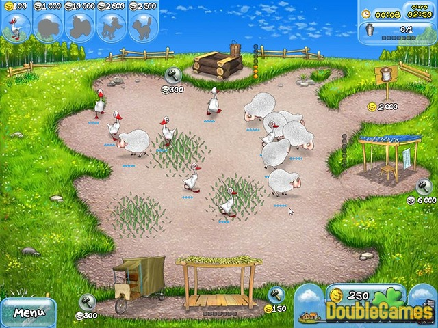 Free Download Farm Frenzy Screenshot 2