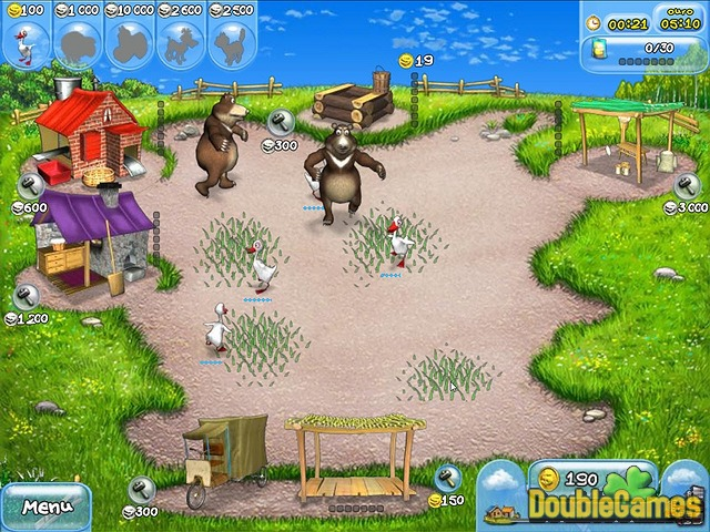 Free Download Farm Frenzy Screenshot 3