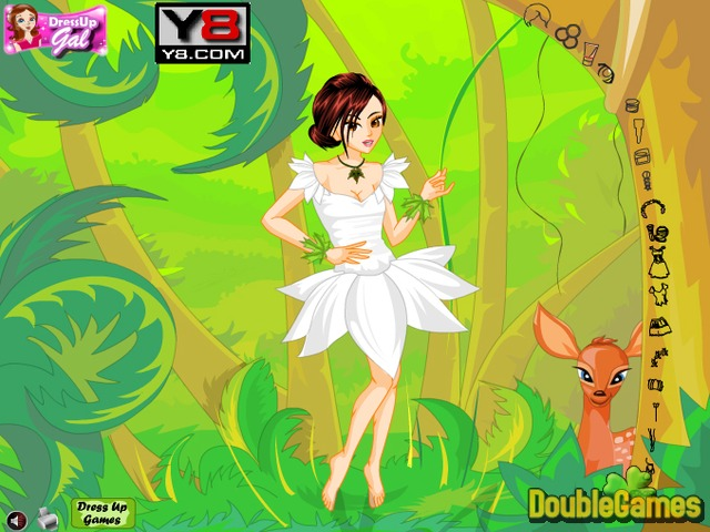 Free Download Forest Fairy Dress-Up Screenshot 2