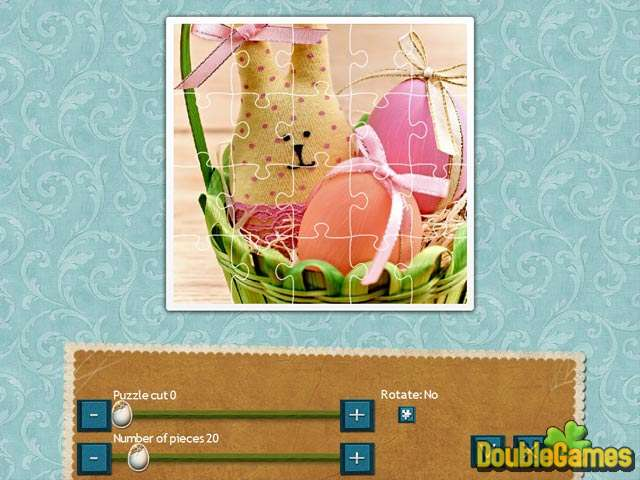Free Download Holiday Jigsaw Easter 4 Screenshot 2