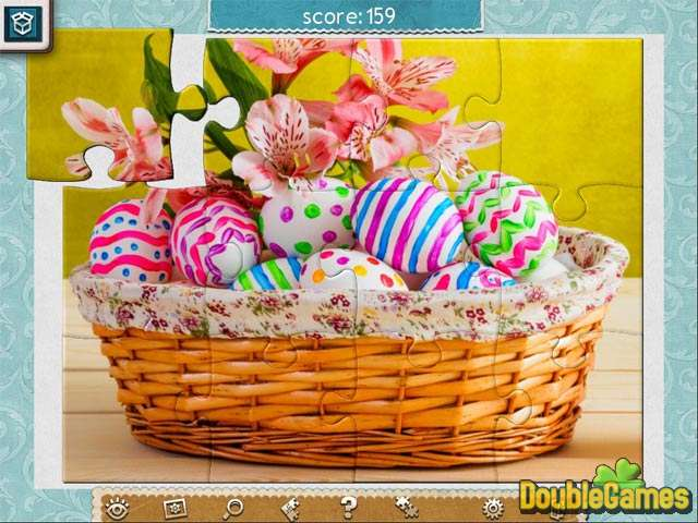 Free Download Holiday Jigsaw Easter 4 Screenshot 3