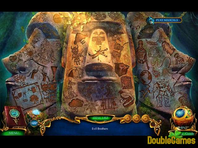 Imagens para download gratuito de Labyrinths of the World: Secrets of Easter Island Collector's Edition 2