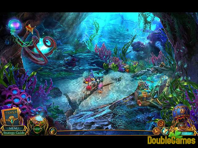 Imagens para download gratuito de Labyrinths of the World: Hearts of the Planet Collector's Edition 1